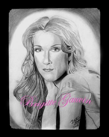 Céline Dion by BrigitteGo